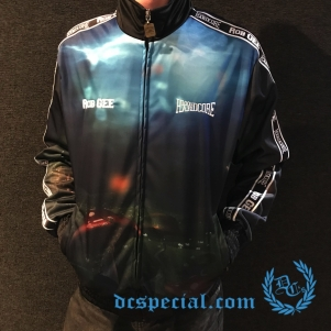 Rob Gee Training Jacket 'World Tour'