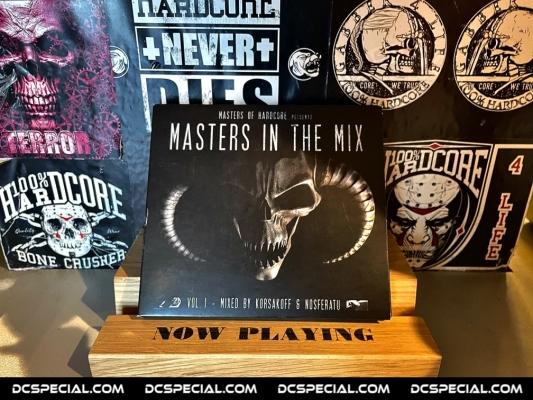 Masters In The Mix 2014 CD 'Vol. I - Mixed By Korsakoff & Nosferatu'