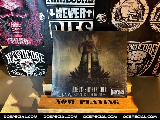 Masters Of Hardcore 2015 CD '20 Years Of Rebellion'