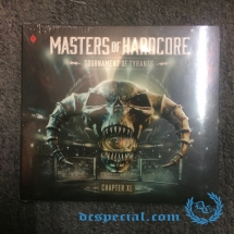 Masters Of Hardcore CD 'Tournament Of Tyrants - Chapter XL'