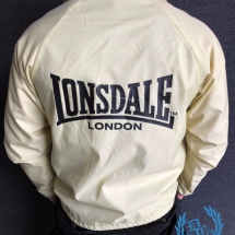 Lonsdale Jacket 'Basic Beige'