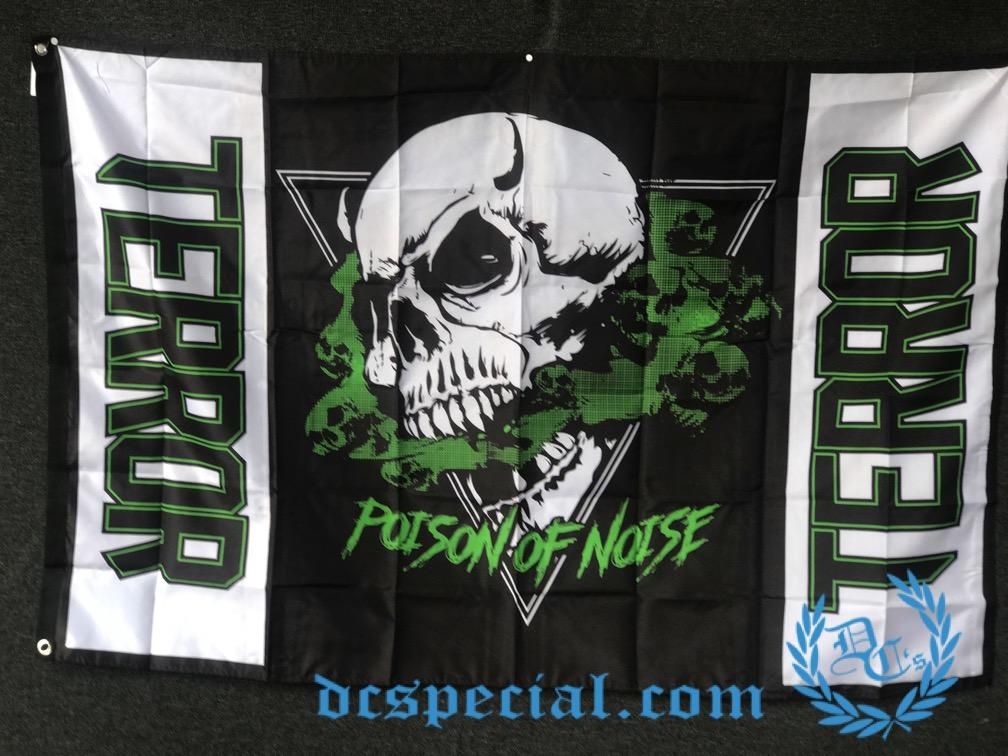 Terror Flag 'Poison Of Noise'