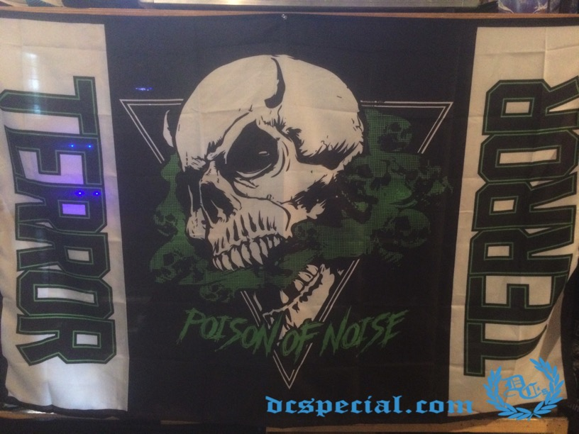 Terror Vlag 'Poison Of Noise'