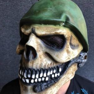 Masker 'Army Skull'