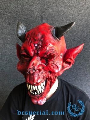 Masker 'Smiling Devil'
