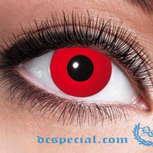 Eye Lenses 'Red Out'