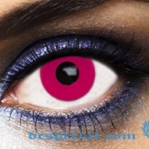 Eye Lenses 'Pink Out'