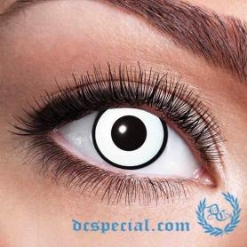 Eye Lenses 'White Manson'