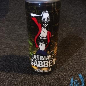 Ultimate Gabber Energy Drank 'Ultimate Gabber'