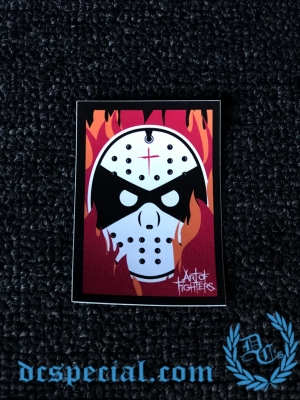 Art Of Fighters Sticker ' A-Mask'