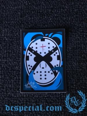 Art Of Fighters Sticker ' X-Mask'