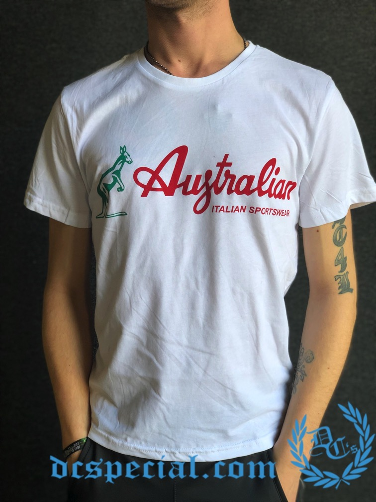 Australian T-shirt 'Basic White'