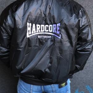 Hakken Bomber Jas 'Hardcore Rotterdam'