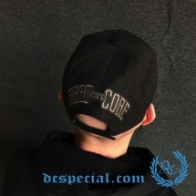 100% Hardcore Snapback 'The Bull'