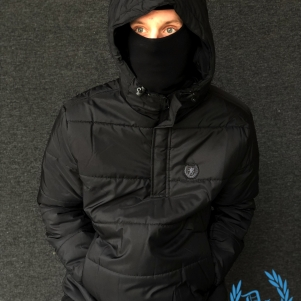 PGwear Winter Jacket 'Terrace Black'