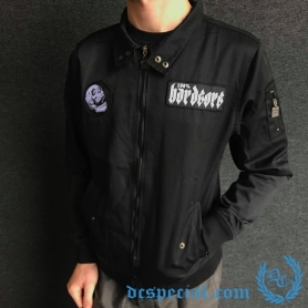 100% Hardcore Harrington Jas 'Screaming Skull'