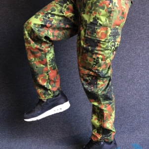 Treillis Militaire 'BDU Camou Fleck'