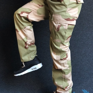 Armypants 'BDU Camou 3 Clear Desert'