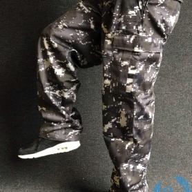 Army Pants 'BDU Camou Digital ACU Dark'