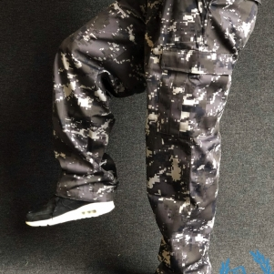 Legerbroek 'BDU Camou Digital ACU Dark'