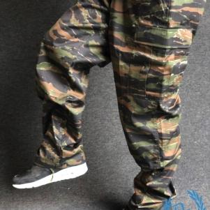 Treillis Militaire 'BDU Camou Tiger'