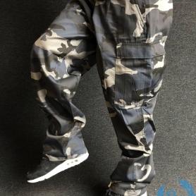 Army Pants 'BDU Camou Dark Woods'