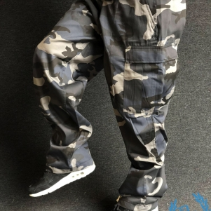 Army Pants 'BDU Camou Dark Woods'