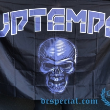 Uptempo Vlag 'The Damned'
