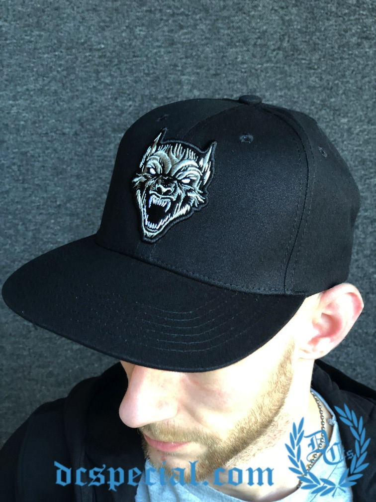 100% Hardcore Snapback 'The Wolf'