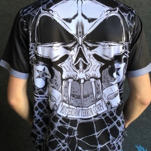 Rotterdam Terror Corps Soccer Shirt 'Shattered'