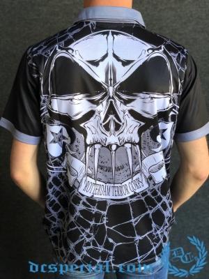 Rotterdam Terror Corps Voetbalshirt 'Shattered'
