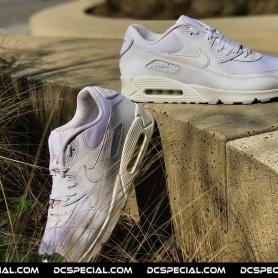 Nike Air Max 90 'Essential Full White'