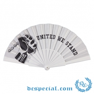 100% Hardcore Fan 'United White'