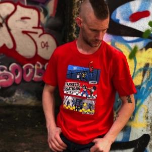 PGwear T-shirt ' Fanatics Triathlon'