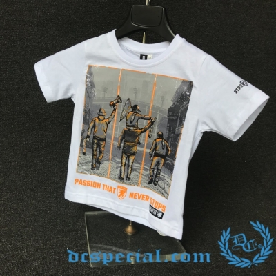 PGwear Kids T-shirt 'Passion That Never Stops'