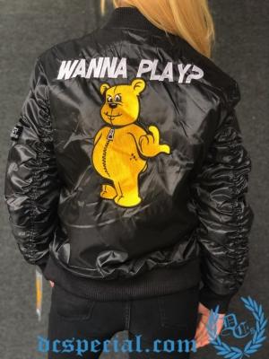 Paul Elstak Bomberjas 'Wanna Play?'