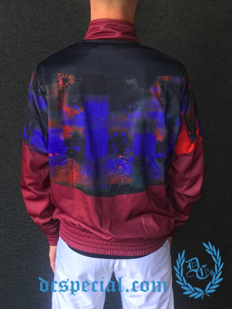 100% Hardcore Training Jacket 'Rush Hour - Special Edition'