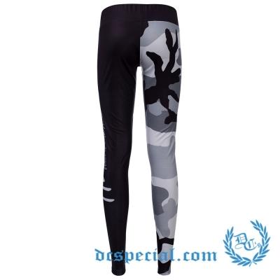 100% Hardcore Dames Legging 'Camou'