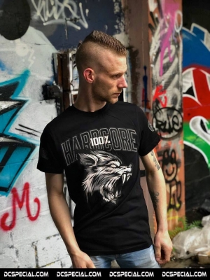 100% Hardcore T-shirt 'The Attack'