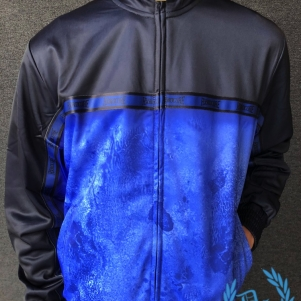 100% Hardcore Training Jacket 'The Pit Blue'