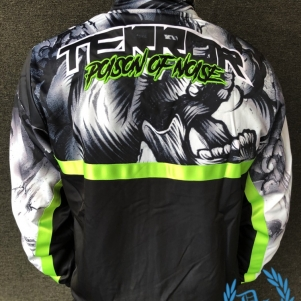 Terror Training Jacket 'Buzzer Skull'
