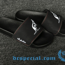 Australian Sandals 'Big Logo Black'