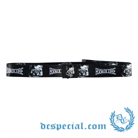 100% Hardcore Belt 'The Brand'
