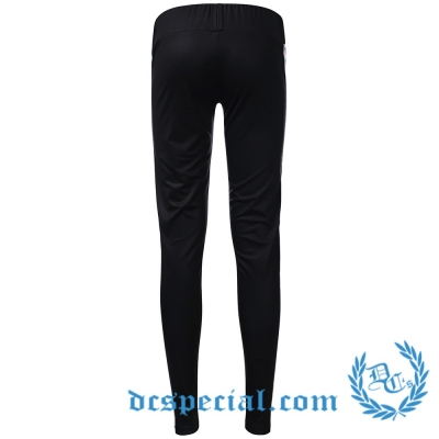 100% Hardcore Dames Legging 'Sport Black'