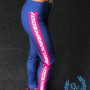 100% Hardcore Ladies Legging 'Sport Navy'