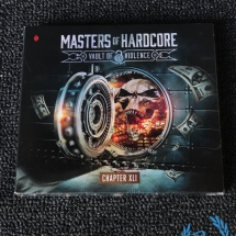Masters Of Hardcore 2019 CD 'Chapter XLI - The Vault Of Violence'