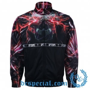 Uptempo Training Jacket 'Red Speed'