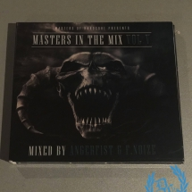 Masters In The Mix CD 'Vol. V - Mixed By Angerfist & F. Noize'