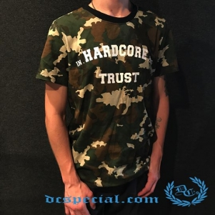 Rotterdam Terror Corps T-shirt 'In Hardcore We Trust'