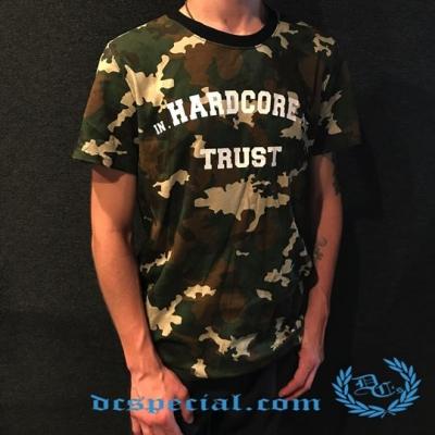 Rotterdam Terror Corps T-shirt 'In Hardcore We Trust'